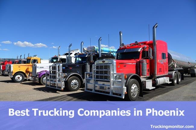 Top 10 Trucking Companies in Phoenix, AZ